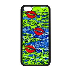 Kisses Apple Iphone 5c Seamless Case (black)