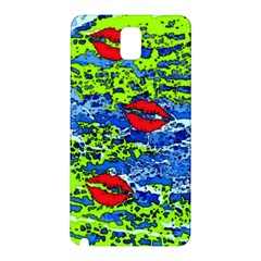 kisses Samsung Galaxy Note 3 N9005 Hardshell Back Case