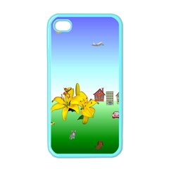 Good Day Apple iPhone 4 Case (Color)