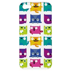 Cats Apple iPhone 5 Hardshell Case