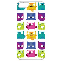 Cats Apple Iphone 5 Classic Hardshell Case