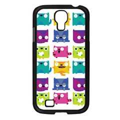 Cats Samsung Galaxy S4 I9500/ I9505 Case (black)