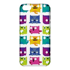 Cats Apple iPhone 5C Hardshell Case