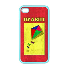 Saying Apple Iphone 4 Case (color)
