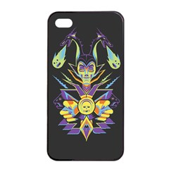 Mistress Of All Evil Apple Iphone 4/4s Seamless Case (black)