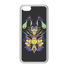 Mistress of All Evil Apple iPhone 5C Seamless Case (White)