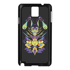Mistress of All Evil Samsung Galaxy Note 3 N9005 Case (Black)