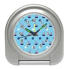 Summer Sailing Desk Alarm Clock