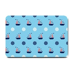 Summer Sailing Small Door Mat
