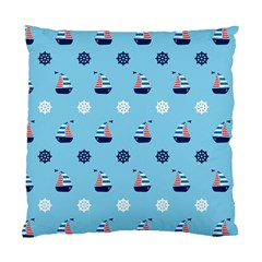 Summer Sailing Cushion Case (Two Sided)