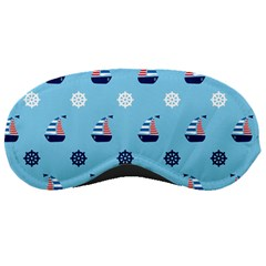 Summer Sailing Sleeping Mask