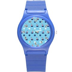 Summer Sailing Plastic Sport Watch (Small)