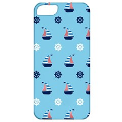 Summer Sailing Apple Iphone 5 Classic Hardshell Case