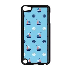 Summer Sailing Apple iPod Touch 5 Case (Black)