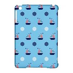 Summer Sailing Apple iPad Mini Hardshell Case (Compatible with Smart Cover)