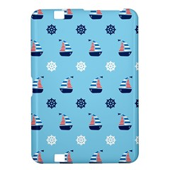 Summer Sailing Kindle Fire HD 8.9  Hardshell Case