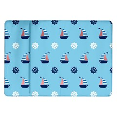 Summer Sailing Samsung Galaxy Tab 10.1  P7500 Flip Case