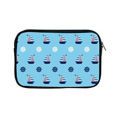 Summer Sailing Apple iPad Mini Zippered Sleeve