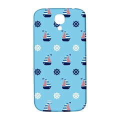 Summer Sailing Samsung Galaxy S4 I9500/I9505  Hardshell Back Case