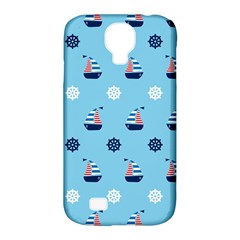 Summer Sailing Samsung Galaxy S4 Classic Hardshell Case (PC+Silicone)
