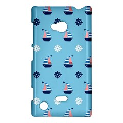 Summer Sailing Nokia Lumia 720 Hardshell Case