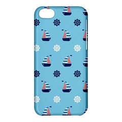 Summer Sailing Apple Iphone 5c Hardshell Case