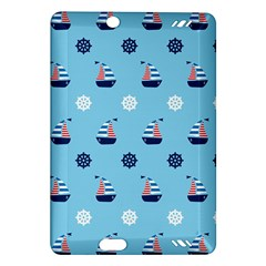 Summer Sailing Kindle Fire HD 7  (2nd Gen) Hardshell Case
