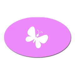 Butterfly Magnet (oval)