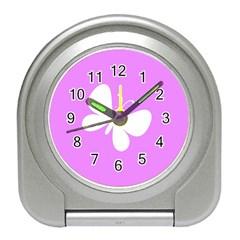 Butterfly Desk Alarm Clock