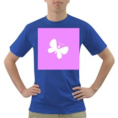 Butterfly Men s T Shirt (colored)