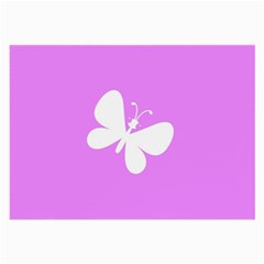 Butterfly Glasses Cloth (Large, Two Sided)