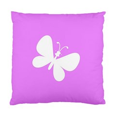 Butterfly Cushion Case (two Sided)