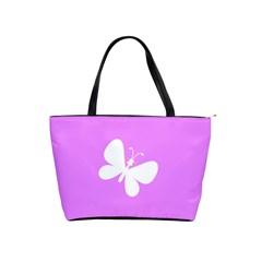 Butterfly Large Shoulder Bag
