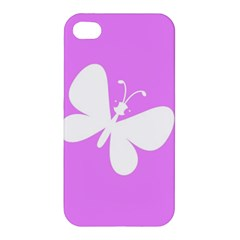Butterfly Apple Iphone 4/4s Premium Hardshell Case