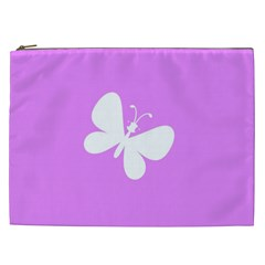 Butterfly Cosmetic Bag (XXL)