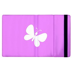 Butterfly Apple iPad 2 Flip Case