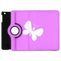 Butterfly Apple iPad Mini Flip 360 Case