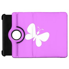 Butterfly Kindle Fire HD 7  (1st Gen) Flip 360 Case