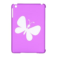 Butterfly Apple iPad Mini Hardshell Case (Compatible with Smart Cover)