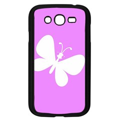 Butterfly Samsung Galaxy Grand DUOS I9082 Case (Black)