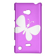 Butterfly Nokia Lumia 720 Hardshell Case