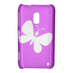 Butterfly Nokia Lumia 620 Hardshell Case