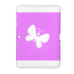Butterfly Samsung Galaxy Tab 2 (10.1 ) P5100 Hardshell Case