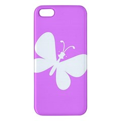 Butterfly iPhone 5S Premium Hardshell Case