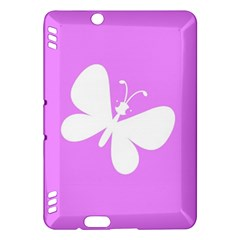Butterfly Kindle Fire HDX 7  Hardshell Case