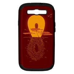 Endless Summer, Infinite Sun Samsung Galaxy S Iii Hardshell Case (pc+silicone)
