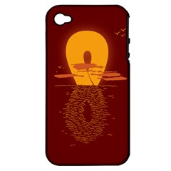 Endless Summer, Infinite Sun Apple Iphone 4/4s Hardshell Case (pc+silicone)