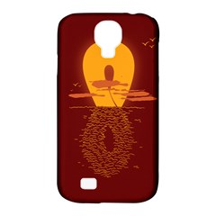Endless Summer, Infinite Sun Samsung Galaxy S4 Classic Hardshell Case (pc+silicone)