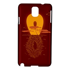 Endless Summer, Infinite Sun Samsung Galaxy Note 3 N9005 Hardshell Case