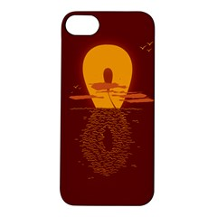 Endless Summer, Infinite Sun Apple iPhone 5S Hardshell Case